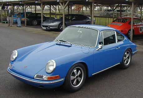 Porsche 911-1963