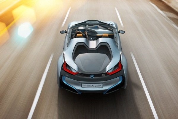 BMW i8Spyder