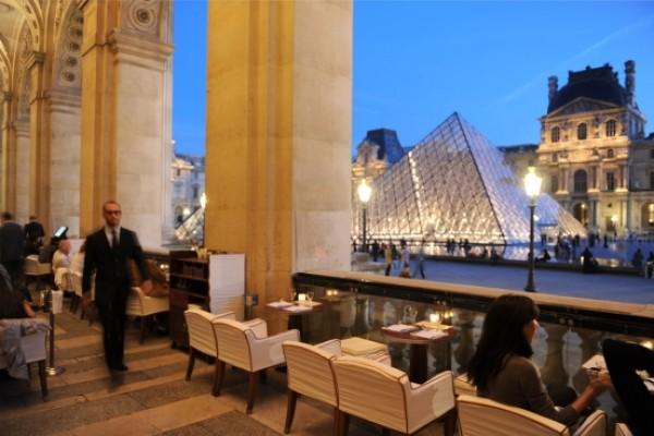 Restaurant le Café Marly