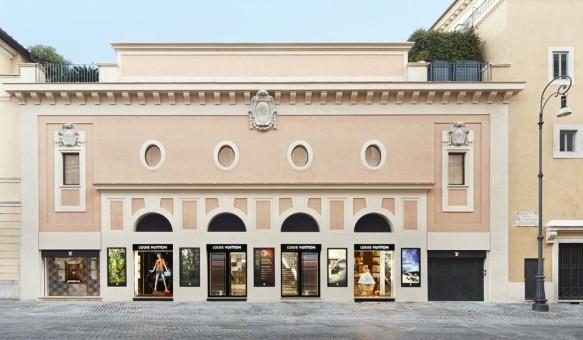 Louis-Vuitton-maison-Rome-Etoile