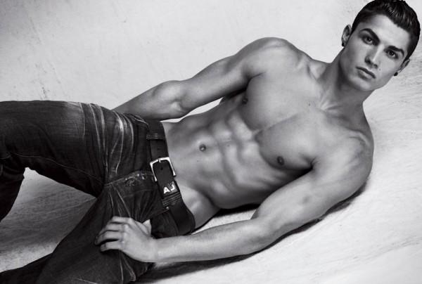 armani-jeans Cristiano Ronaldo