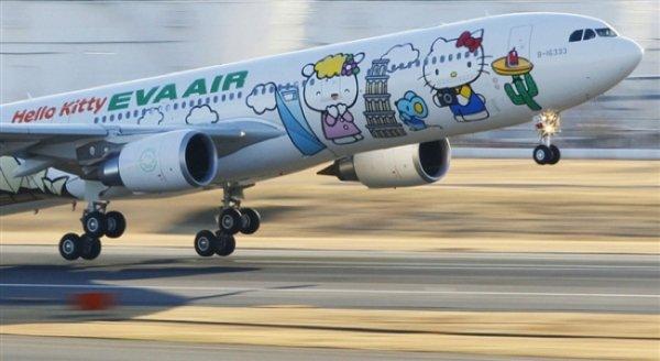 hello-kitty-avion