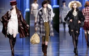 Défilé Dior sous John Galliano