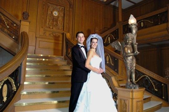 Le titanic un symbole du luxe for Titanic epave interieur